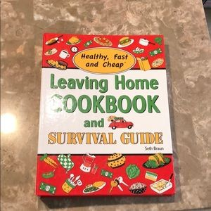 Leaving home cookbook and survival guide